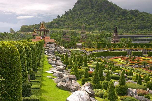 Тропічний парк Нонг Нуч (3)