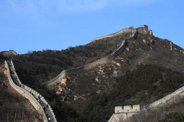 Велика китайська стіна (4)