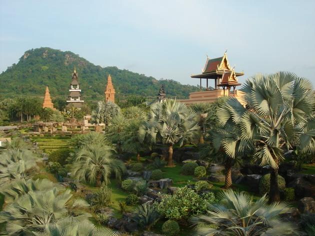 Тропічний парк Нонг Нуч (4)