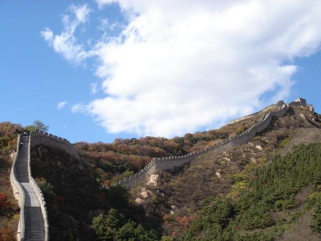 Велика китайська стіна (5)