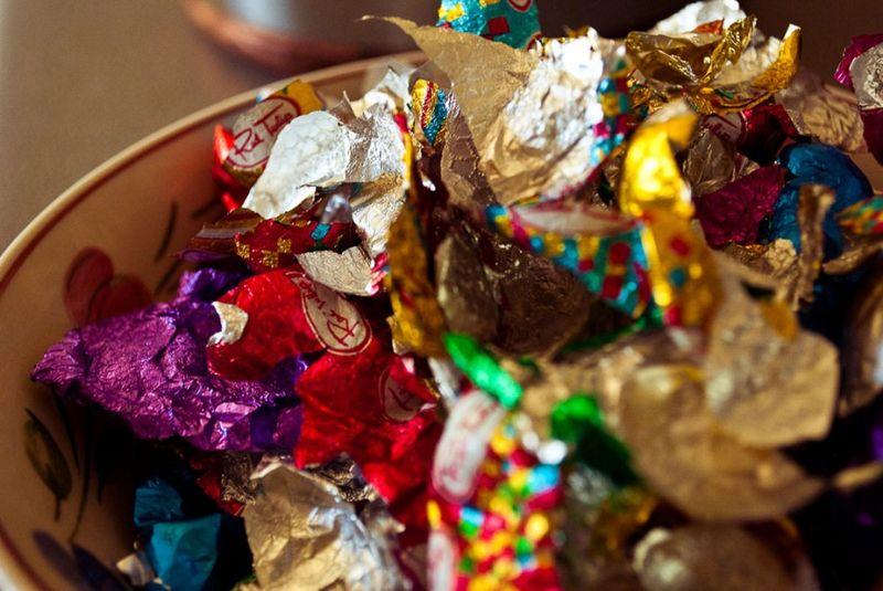 Запах шоколаду сприяє утворенню ендорфіну, який ще називають гормоном радості.