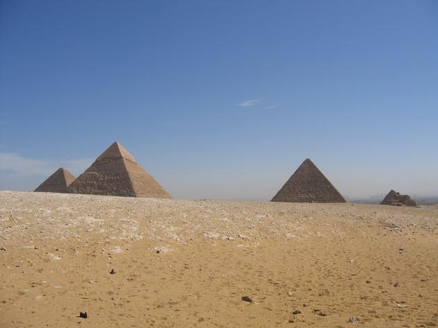 Піраміди Гізи та безмовний сфінкс (5)