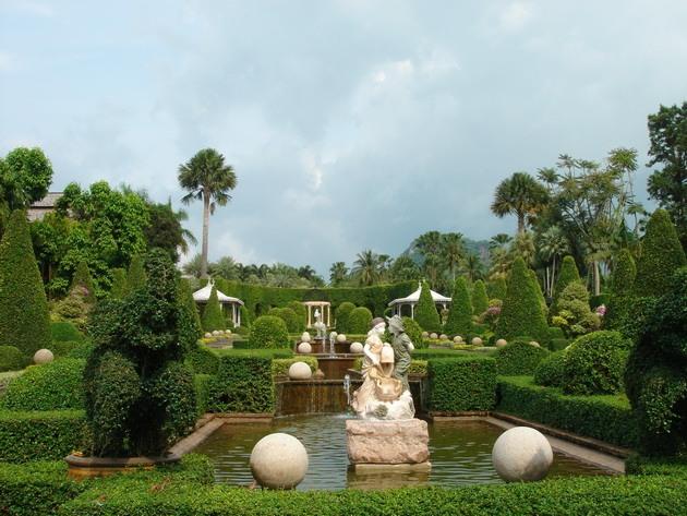Тропічний парк Нонг Нуч (5)