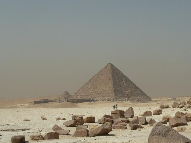 Піраміди Гізи та безмовний сфінкс (6)
