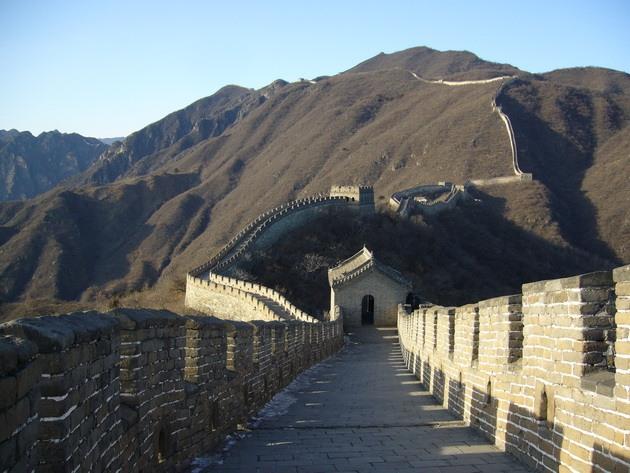 Велика китайська стіна (6)
