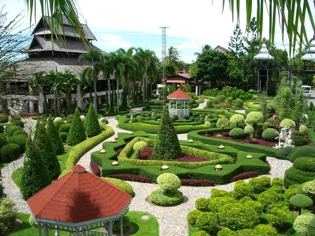 Тропічний парк Нонг Нуч (6)