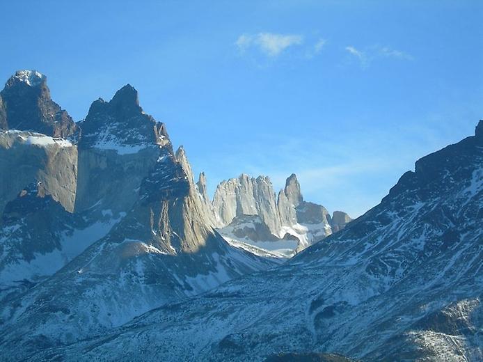 Гранітні шпилі Торрес-дель-Пайне (5)