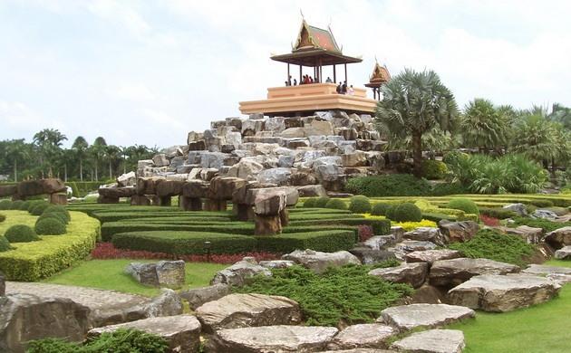 Тропічний парк Нонг Нуч (7)
