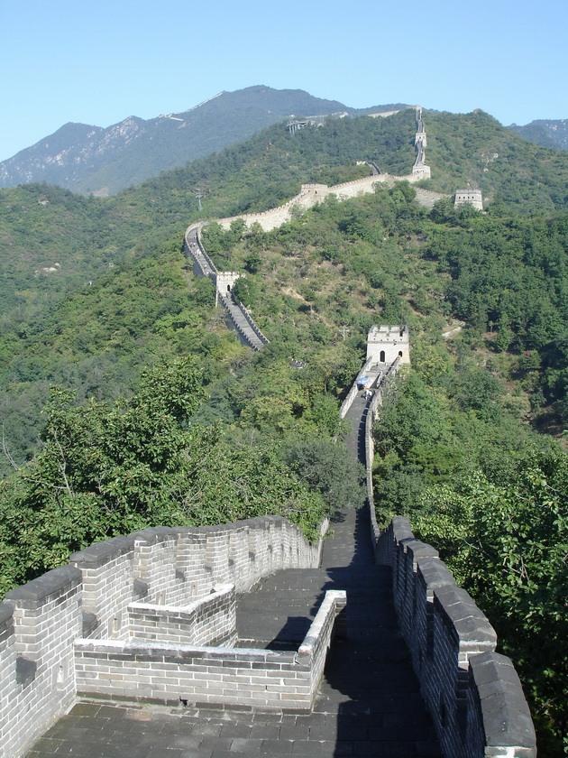 Велика китайська стіна (7)