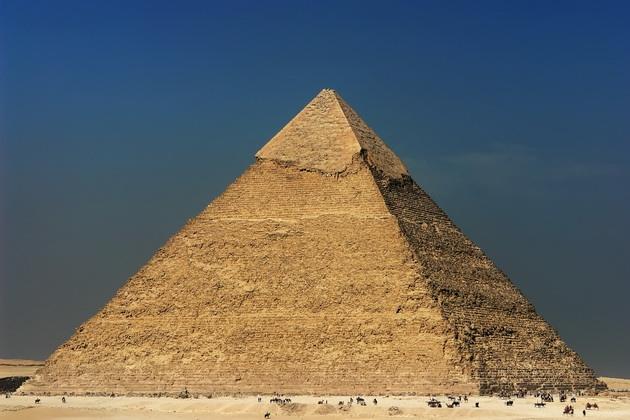 Піраміди Гізи та безмовний сфінкс (8)