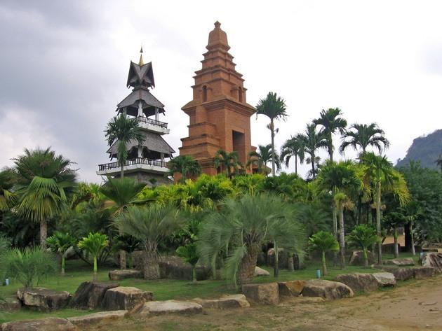 Тропічний парк Нонг Нуч (8)