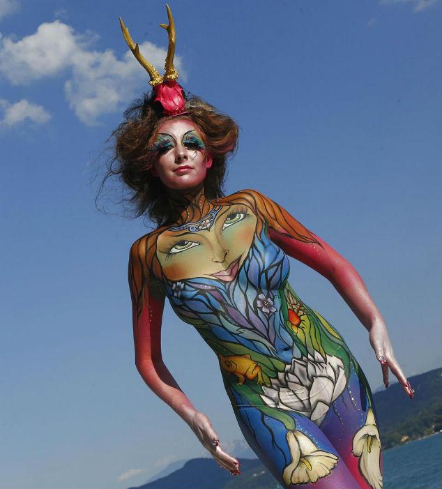 Всесвітній фестиваль бодіарту 2012 (2)