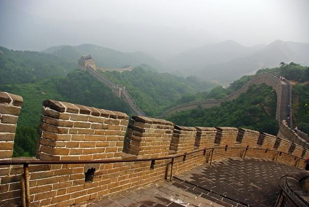 Велика китайська стіна (8)