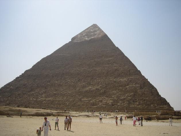 Піраміди Гізи та безмовний сфінкс (9)