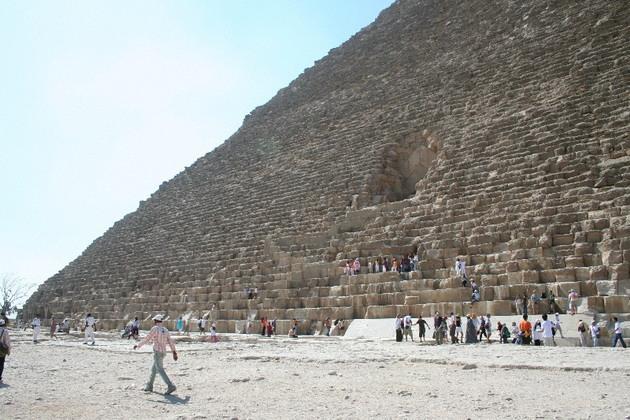 Піраміди Гізи та безмовний сфінкс (10)