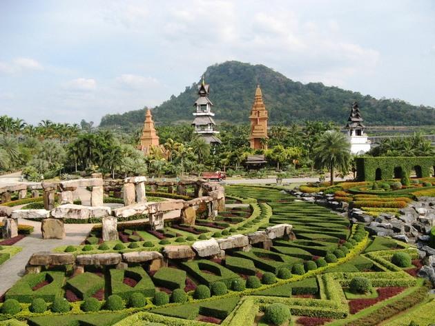 Тропічний парк Нонг Нуч (10)