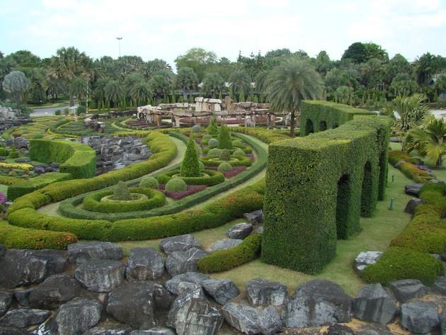 Тропічний парк Нонг Нуч (11)
