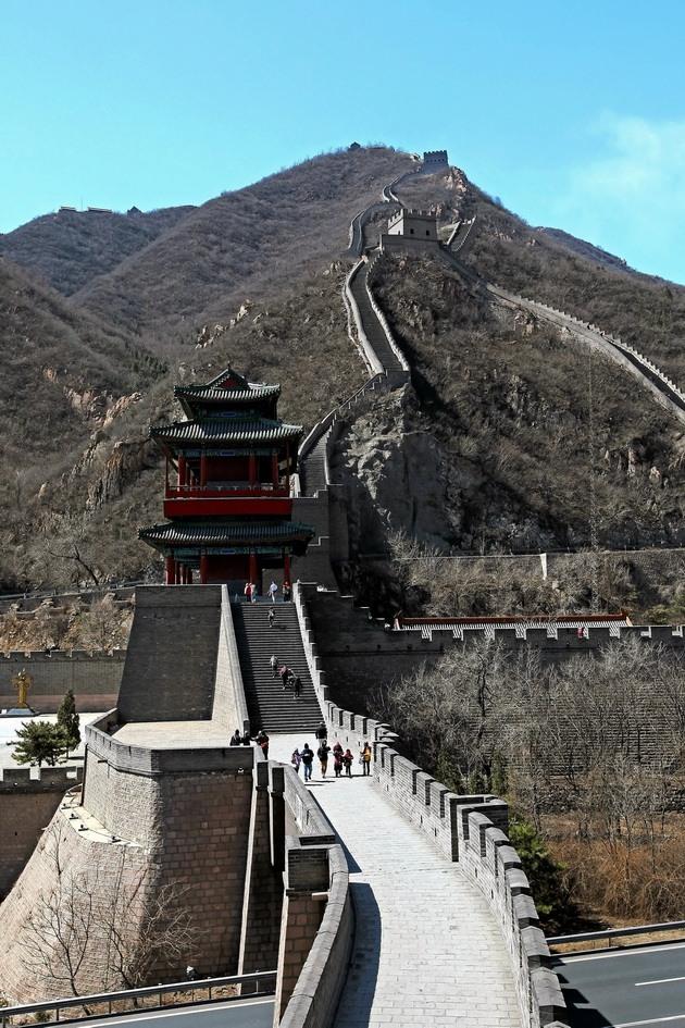 Велика китайська стіна (11)