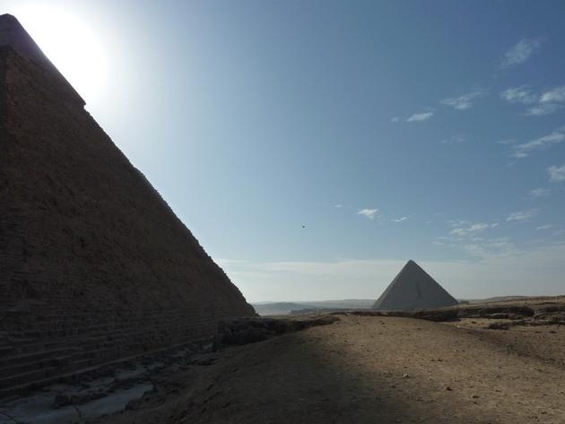 Піраміди Гізи та безмовний сфінкс (12)