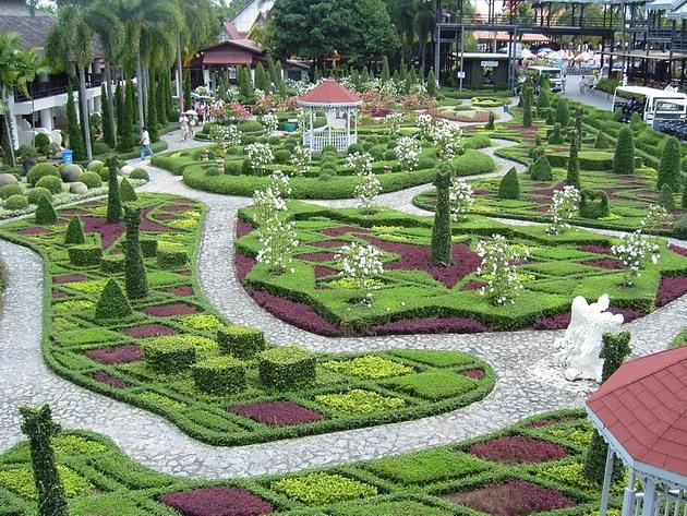 Тропічний парк Нонг Нуч (12)