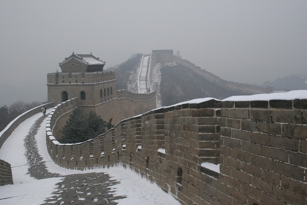 Велика китайська стіна (12)