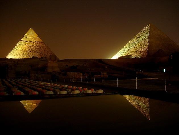 Піраміди Гізи та безмовний сфінкс (15)