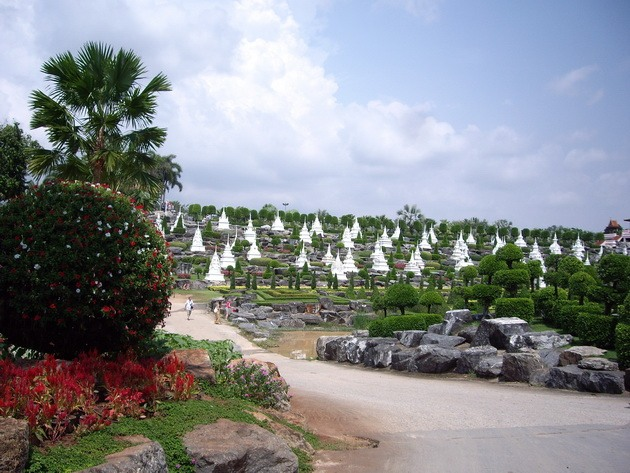 Тропічний парк Нонг Нуч (16)