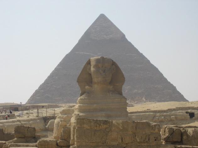 Піраміди Гізи та безмовний сфінкс (17)
