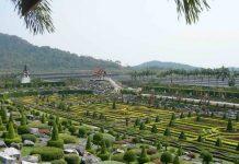 Тропічний парк Нонг Нуч (17)