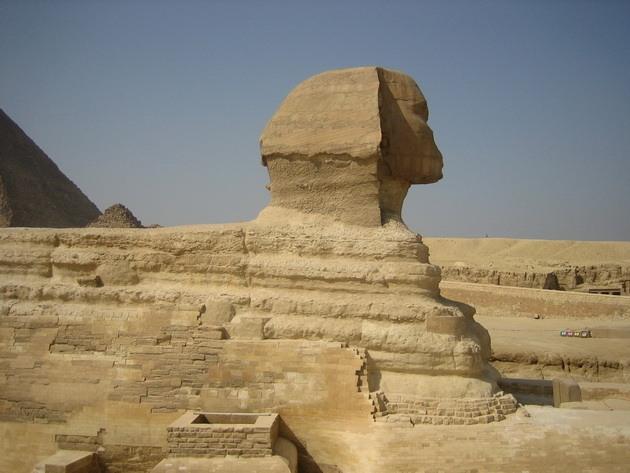 Піраміди Гізи та безмовний сфінкс (18)