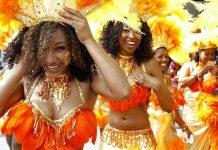 Літній Карибський карнавал в Роттердамі (12 фото) (1)