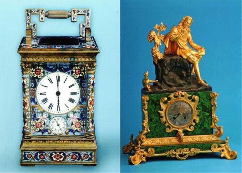 Із колекції старовинних годинників.  фото: Наталія Рекуненко
