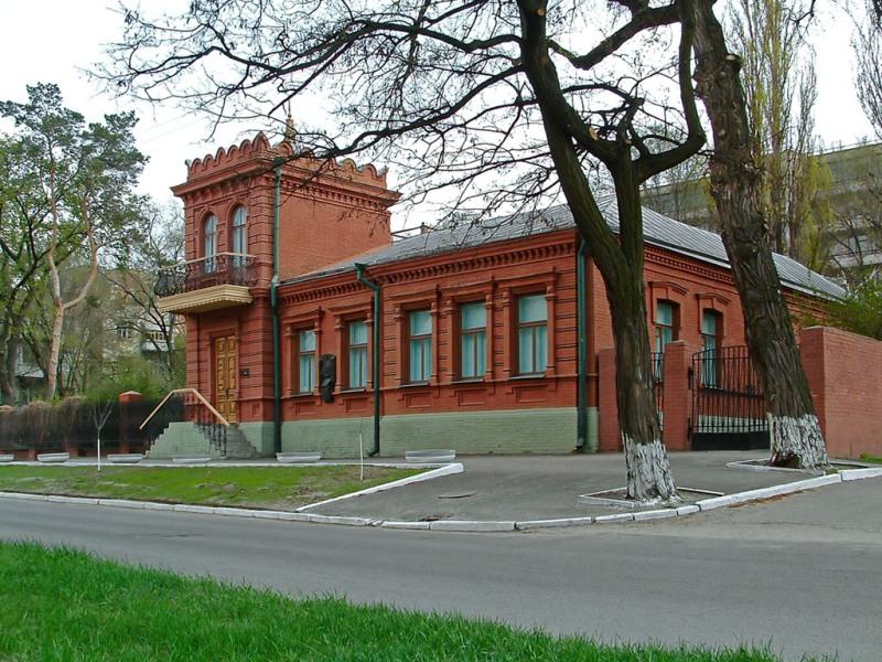 Дім-музей Яворницького  фото: yurkesh