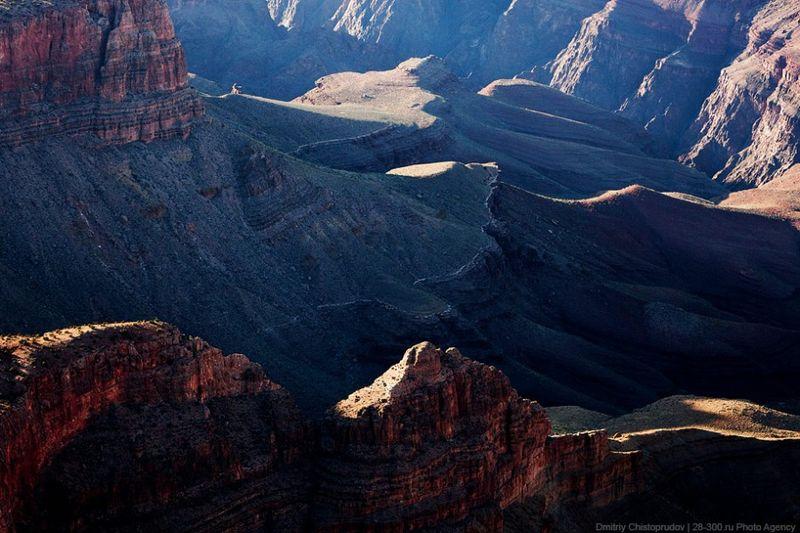 Гранд-Каньйон, США (9)