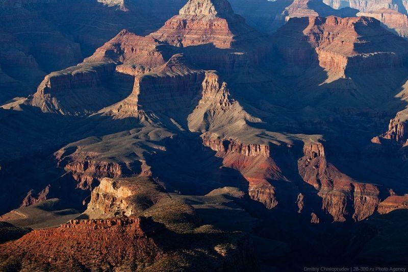 Гранд-Каньйон, США (10)