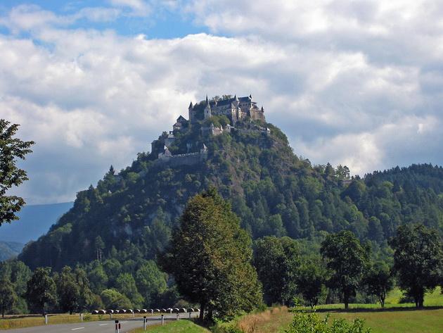 Замок Гохостервітц (2)