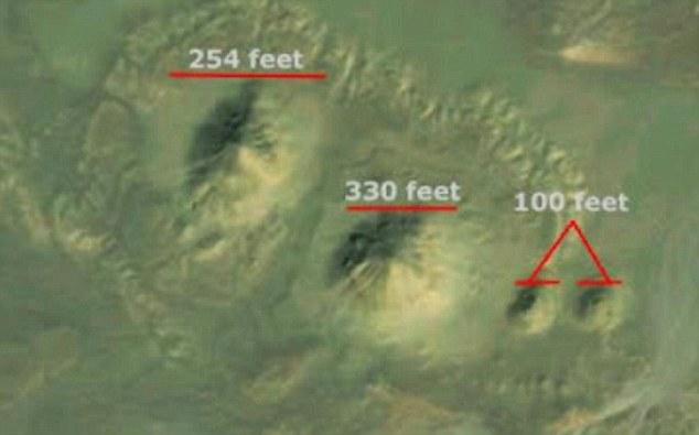 В Єгипті знайшли нові піраміди (3 фото + текст) (3)