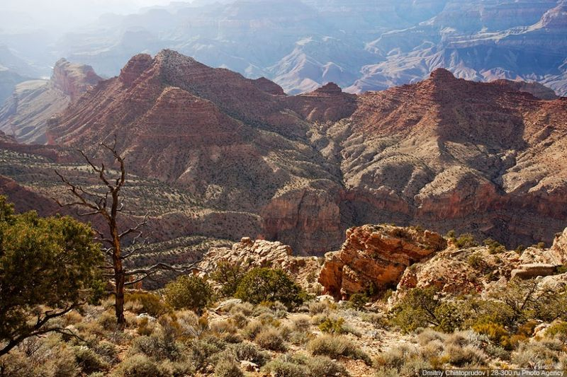 Гранд-Каньйон, США (2)