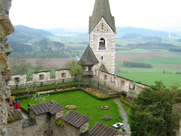 Замок Гохостервітц (7)