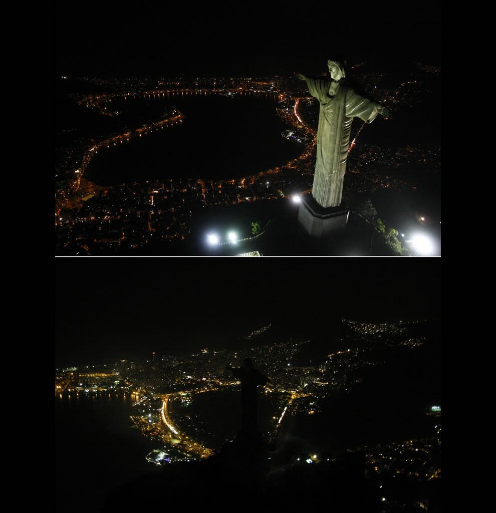 Статуя Христа Спасителя в Ріо-де-Жанейро, Символ Бразилії (6 фото + текст) (4)
