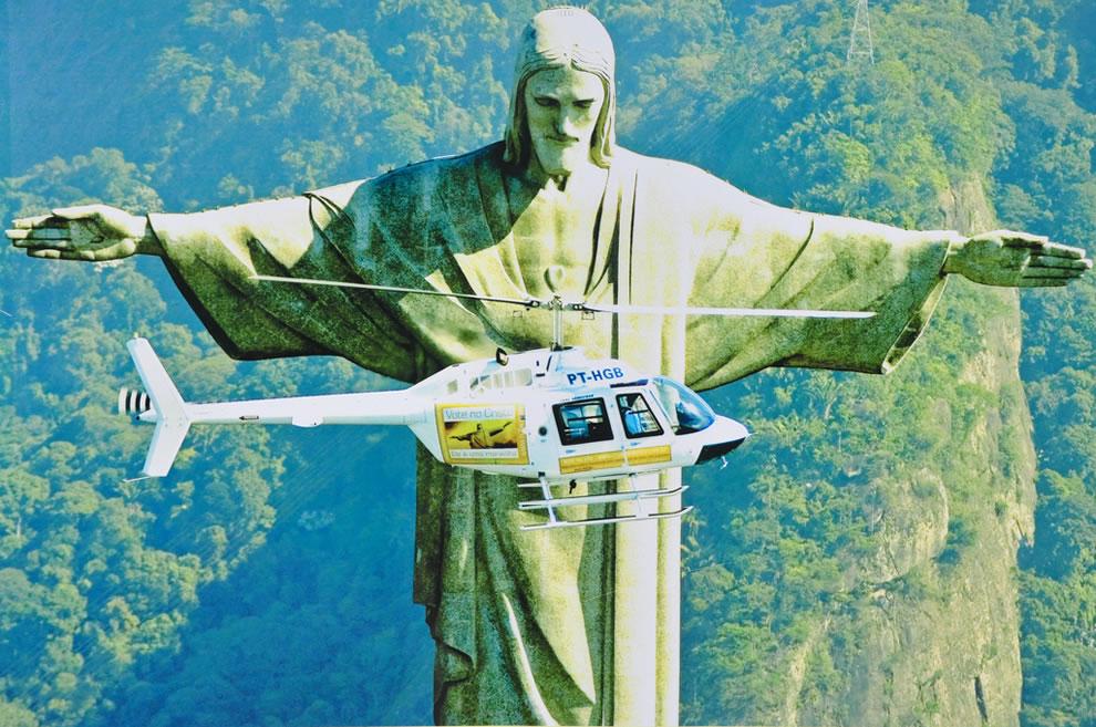 Статуя Христа Спасителя в Ріо-де-Жанейро, Символ Бразилії (6 фото + текст) (5)