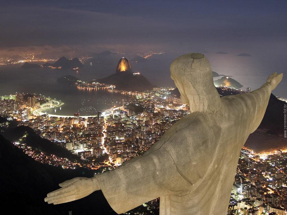 Статуя Христа Спасителя в Ріо-де-Жанейро, Символ Бразилії (6 фото + текст) (3)
