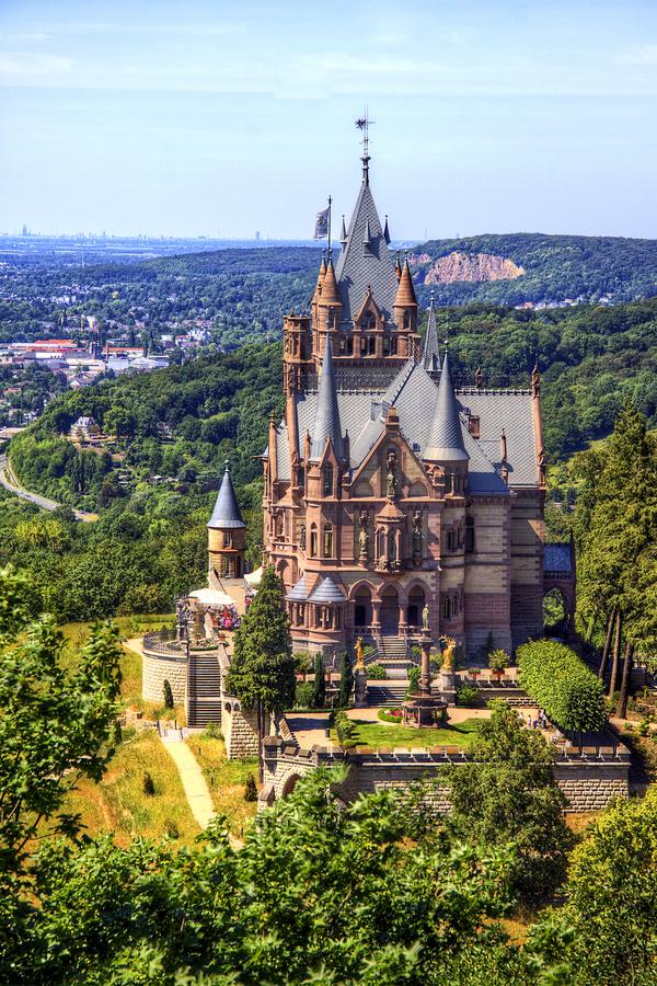 Казковий замок Драхенбург (1)