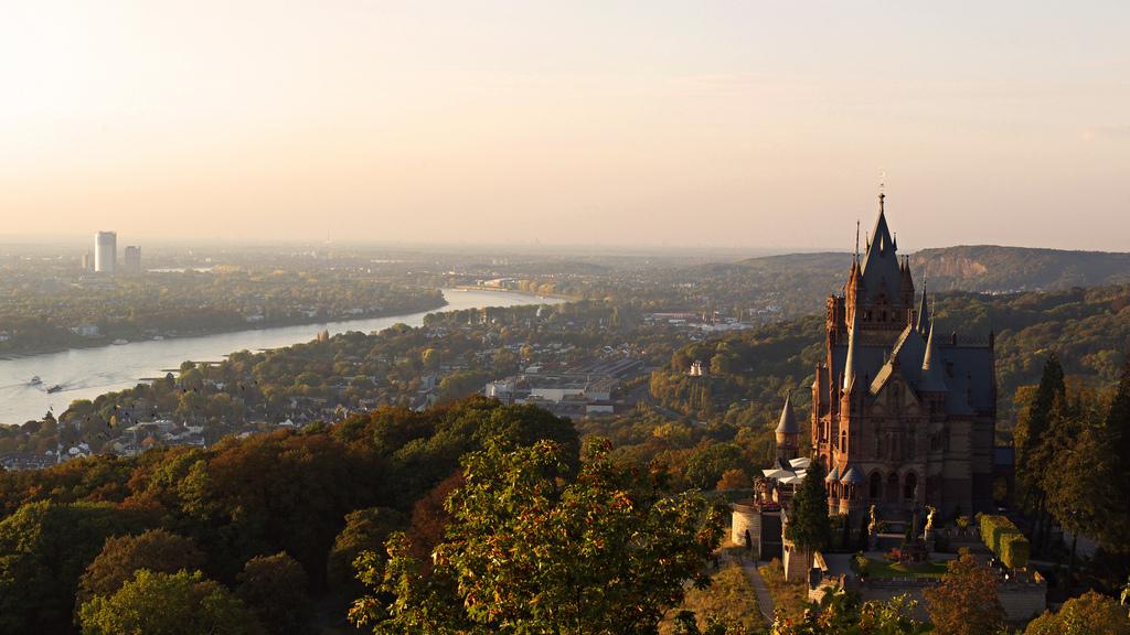 Казковий замок Драхенбург (11)