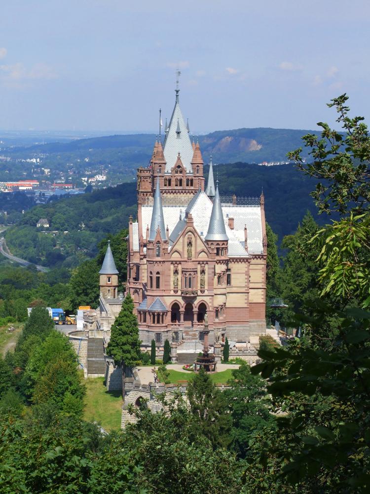 Казковий замок Драхенбург (4)