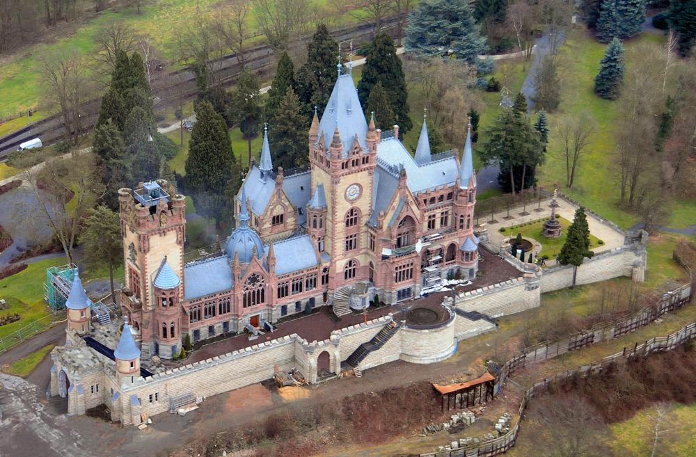 Казковий замок Драхенбург (5)