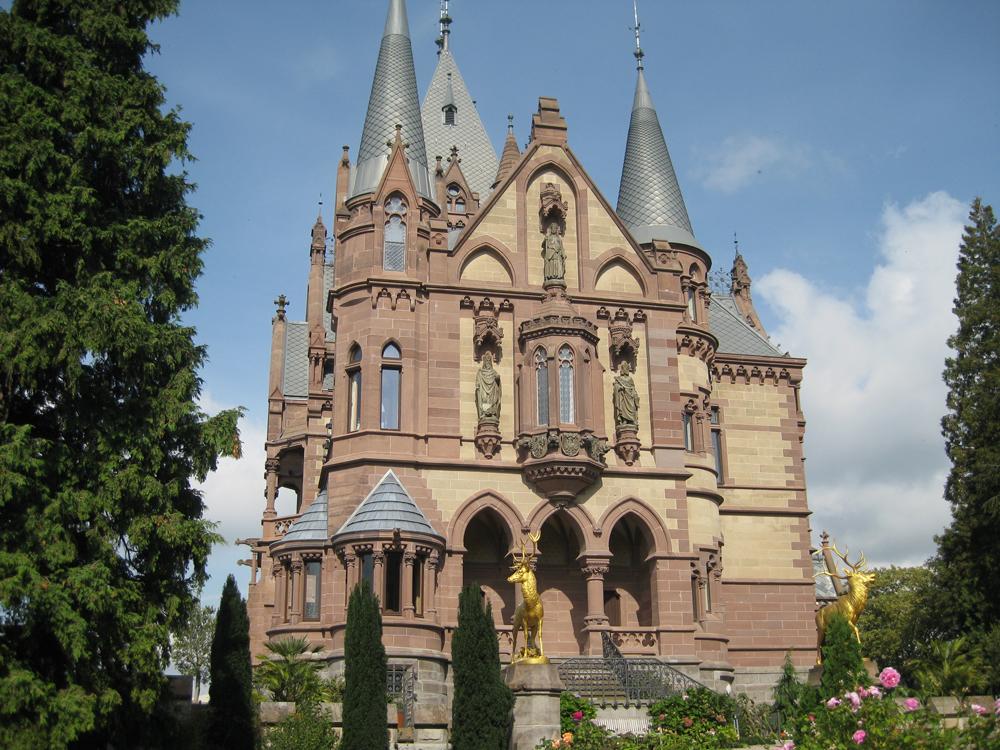 Казковий замок Драхенбург (6)