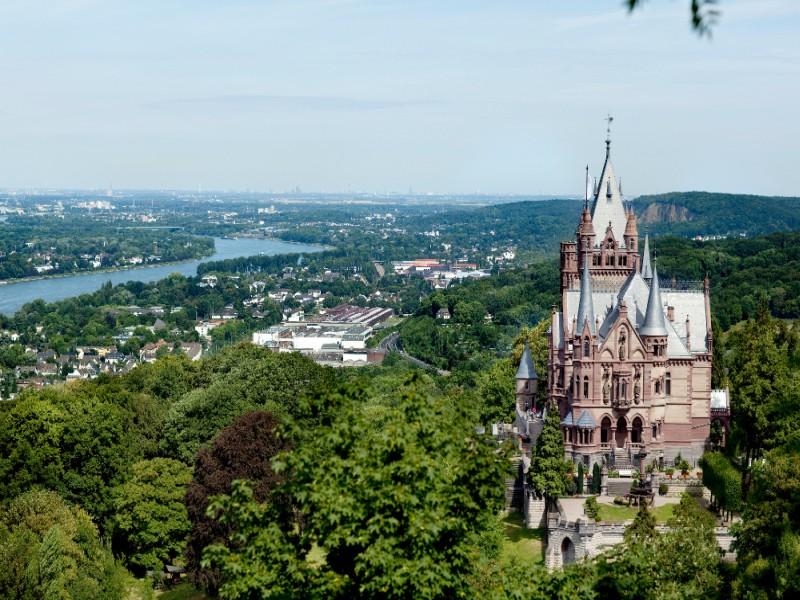 Казковий замок Драхенбург (7)