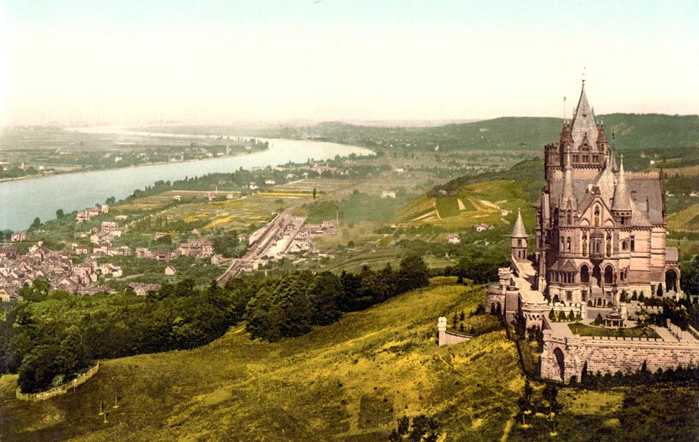 Казковий замок Драхенбург (9)