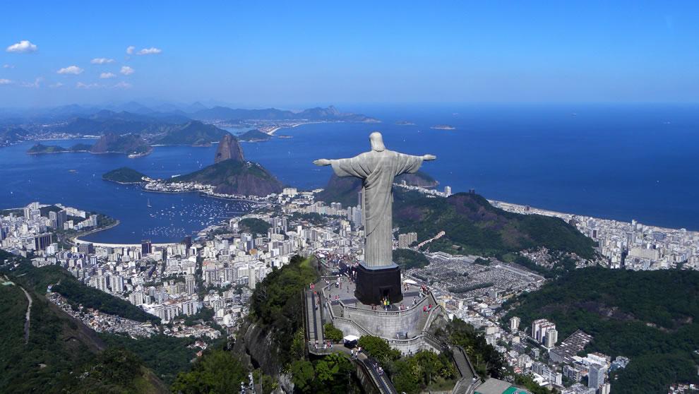 Статуя Христа Спасителя в Ріо-де-Жанейро, Символ Бразилії (6 фото + текст) (2)
